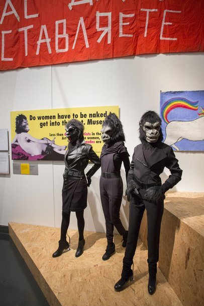 Installation Image, Disobedient Objects, (c) Victoria and Albert Museum, London