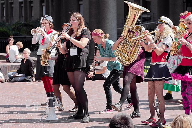 London's Big Bands