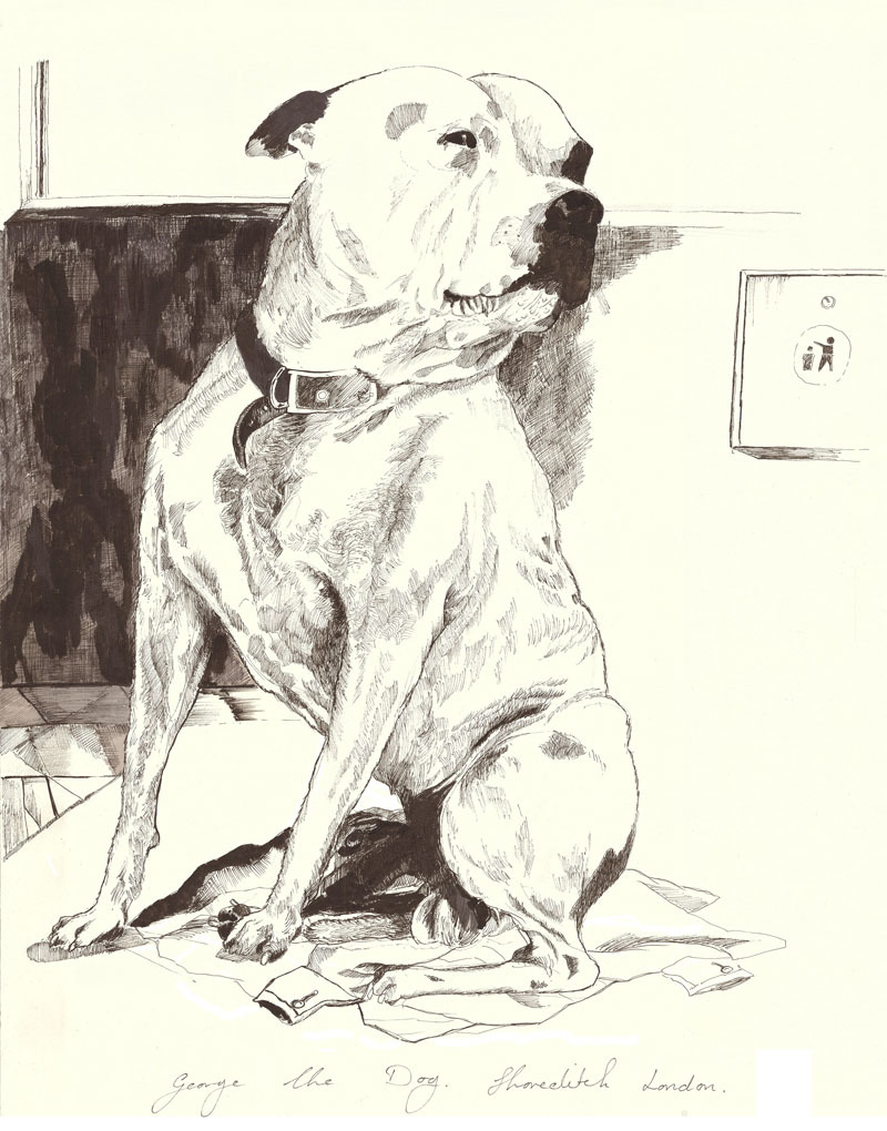 George the Dog by John Dolan.
