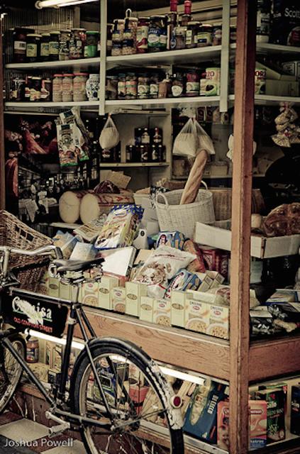 Old World Delicatessen, by Joshua Powell