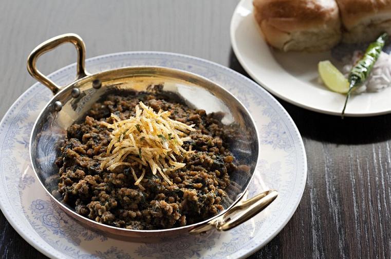 Ben Norum London S Best Indian Restaurants Gymkhana