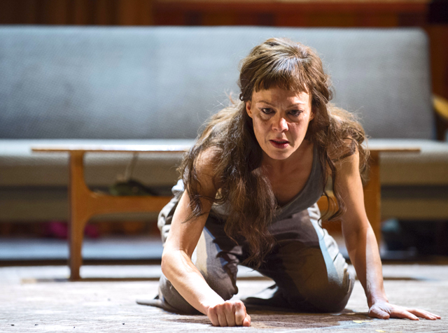 Helen McCrory Delivers Tension And Thrills In Medea