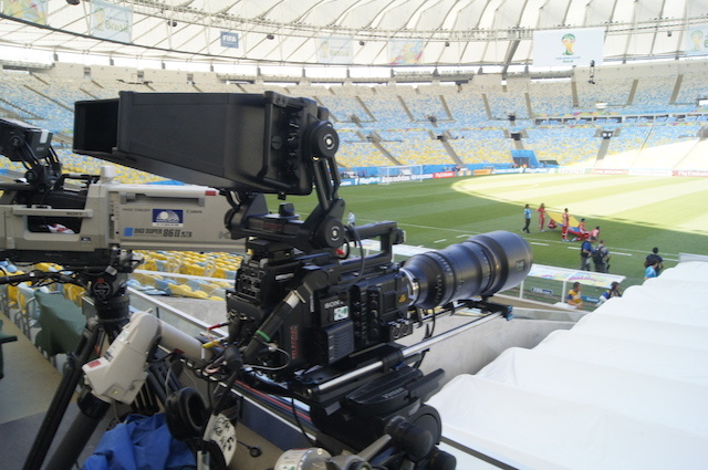 Watch The FIFA World Cup Final In Sony Ultra High Definition 4K At Vue Westfield