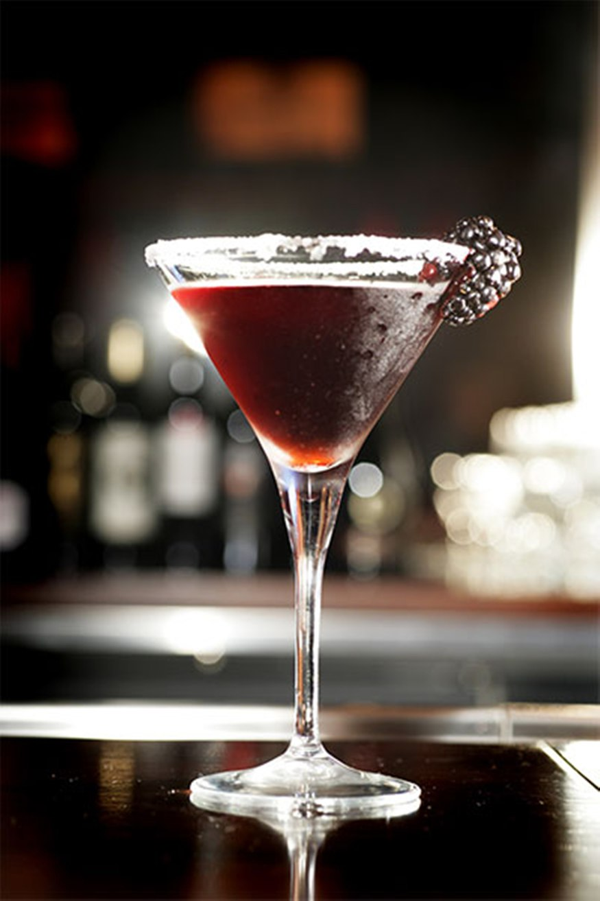 The Grace Kelly Martini, The Arch