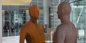Where To Find Antony Gormley Sculptures In London