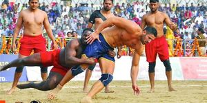 Take A Deep Breath: World Kabaddi League Comes To London