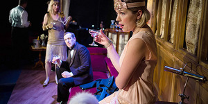 Chamber Of Delights: OperaUpClose, La Traviata, Soho Theatre