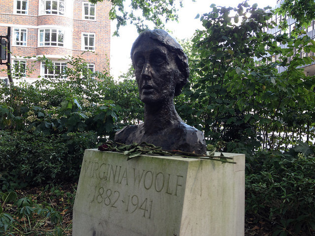 The London Haunts Of Virginia Woolf