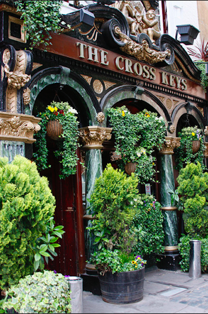 Cross Keys by Robert Moore