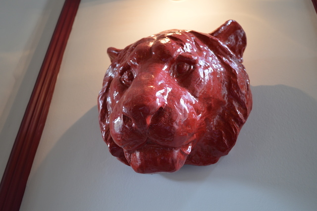 No Mr Red Lion, you're in the wrong pub.