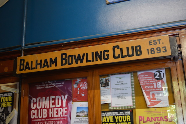 Are you Balham Bowls Club or Balham Bowling Club? Get your branding consistent!