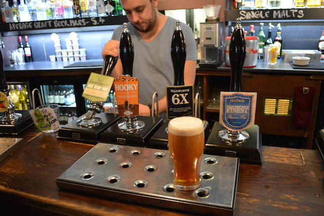 The best pubs in Borough and Bankside