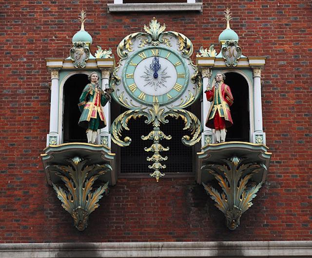 Londons Unusual Clocks Explained Londonist
