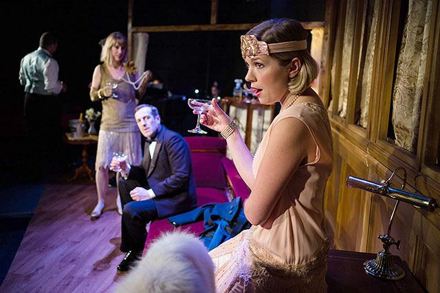 Chamber Of Delights: OperaUpClose, La Traviata, Soho Theatre