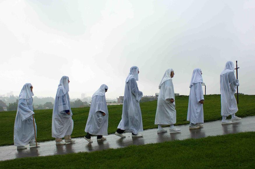 Primrose Hill druids.