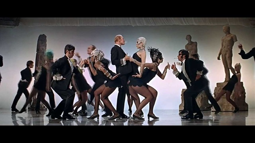 Fosse masterpiece, Sweet Charity