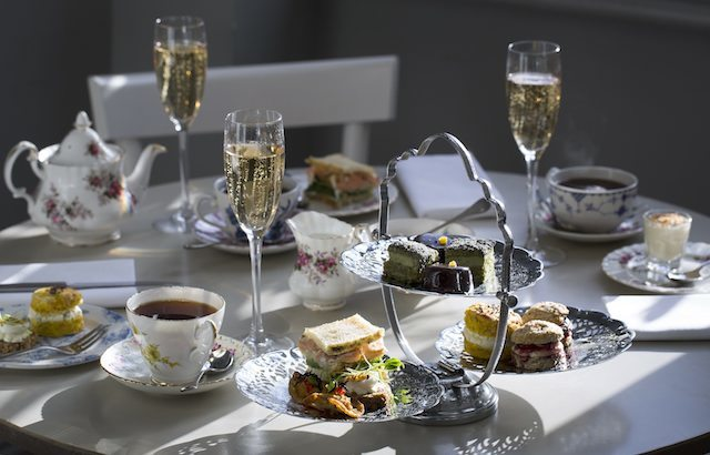Afternoon Tea at the Modern Pantry