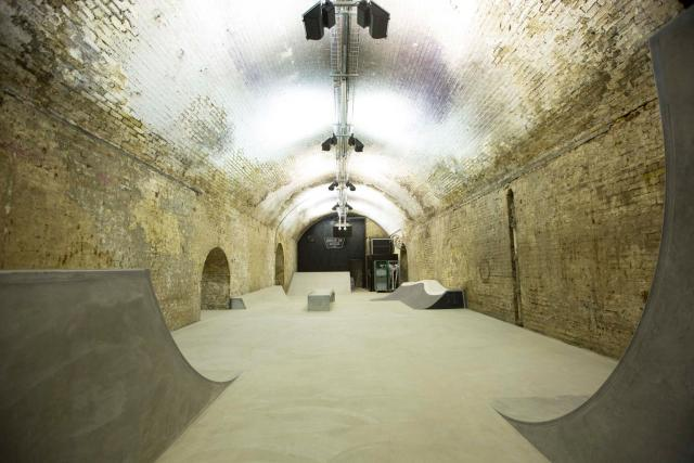 e6f6dfa7b1 A weekend where we re due to be hit by the tail end of a tropical storm is  a canny time to launch London s first indoor skate park