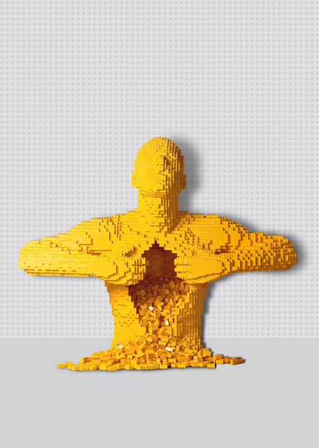Yellow, Art of the Brick