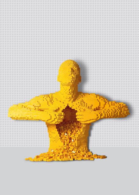 Yellow, Art of the Brick