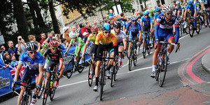 Tour Of Britain Comes To London