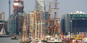 In Photos: London's Boats And Ships