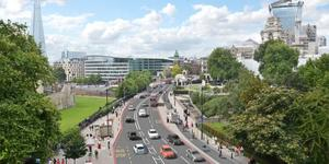Cycle Superhighway Traffic Impact Times Released