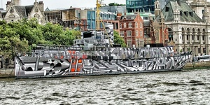 Meet Londonist And Hear Top Thames Talks On HMS President