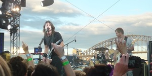 Win Tickets For Foo Fighters' Headline Show At Invictus Closing Concert