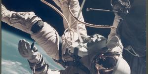 Vintage NASA Photographs In Clerkenwell