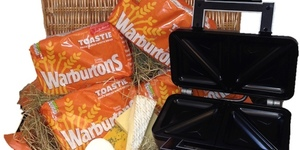 Win A Cheese Toastie Hamper From Warburtons