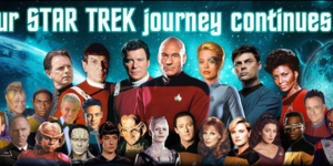 Destination Star Trek: Everyone Who's Ever Been In Trek Is Coming To ExCel