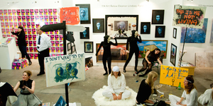 The Other Art Fair Celebrates Emerging Artists