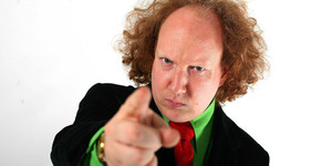 Andy Zaltzman: Superb Satire