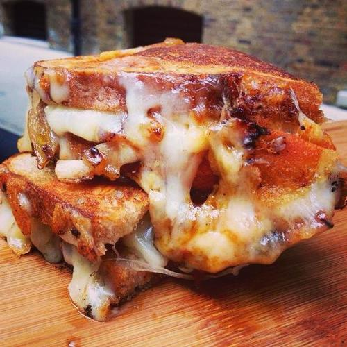 Sink Your Teeth Into London's Best Cheese Toasties
