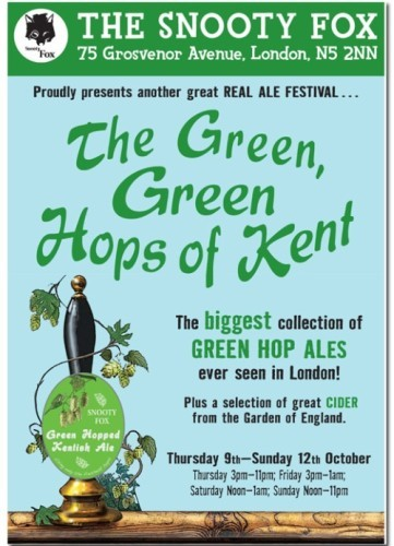 The Green Green Hops of Kent