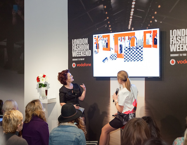 Enjoy Industry Expert Talks & Get 25% Off Vodafone London Fashion Weekend