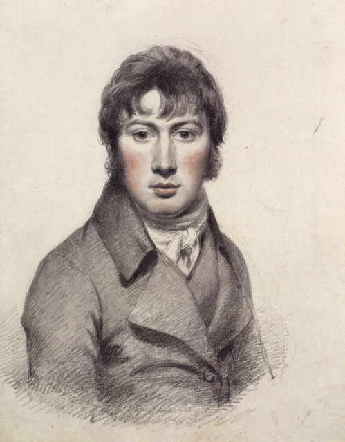 Self-portrait by John Constable. John Constable c.1799-1804  © National Portrait Gallery, London
