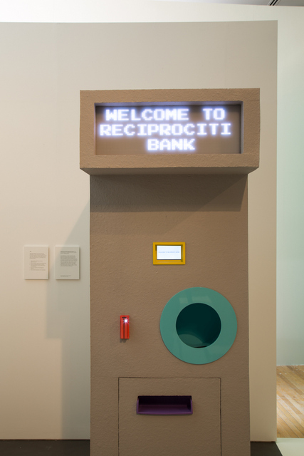 Installation image. Photograph by Luke Hayes, courtesy Design Museum