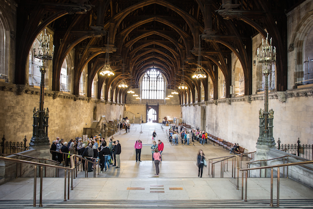Historic Westminster Hall