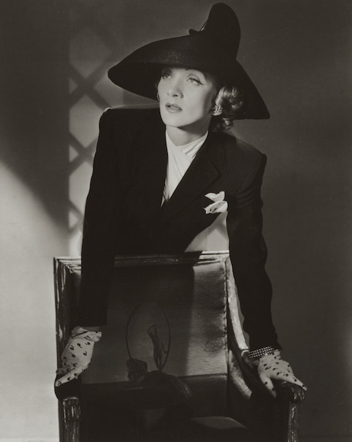 Marlene Dietrich, New York 1942 © Conde Nast/Horst Estate