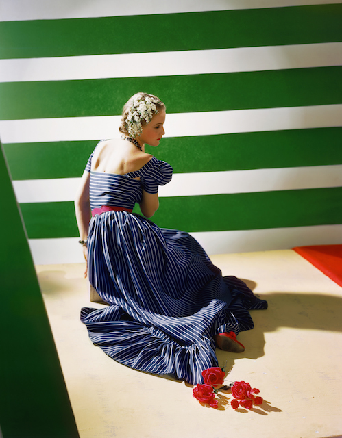 Dress by Hattie Carnegie 1939 © Conde Nast/Horst Estate