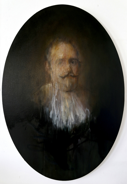 Jake Wood Evans, after Van Dyck. Image courtesy of The Unit and the artist