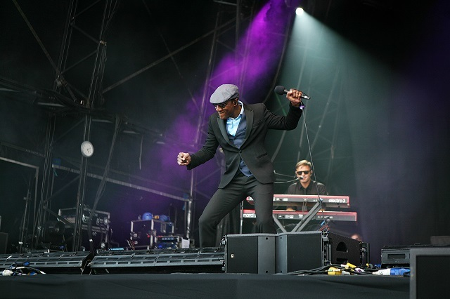 Aloe Blacc (Singer)