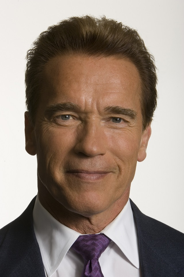 Schwarzenegger In London