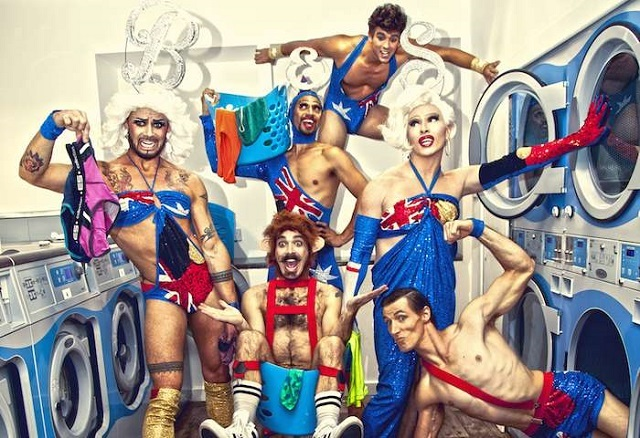 Hallelujah! Briefs: The Second Coming Returns To London Wonderground