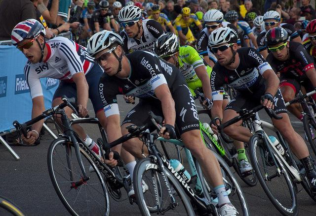 Tour of Britain, photo by Andy Thornley