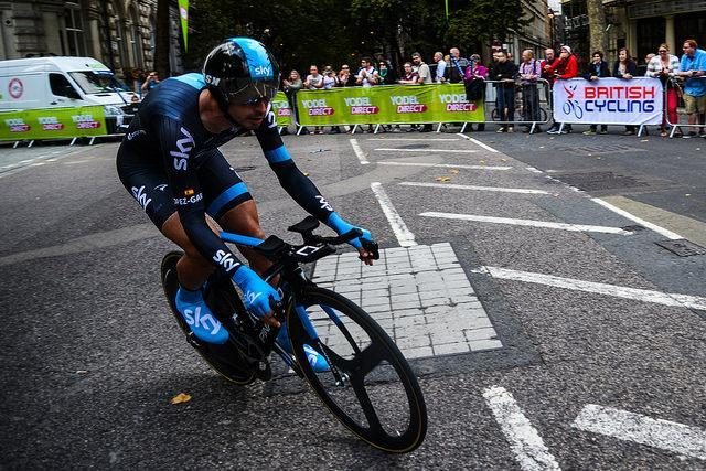 Tour of Britain, photo by Michael Hewson