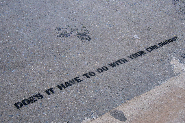 Candy Chang's Sidewalk Psychiatry.