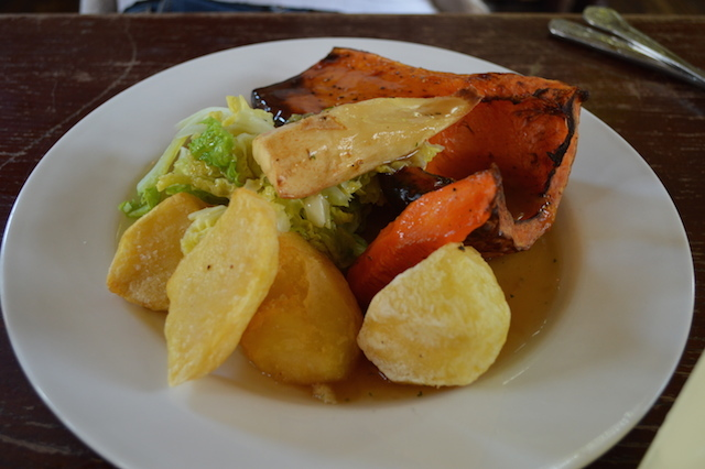 The veggie roast. You'll deffo get your five-a-day.
